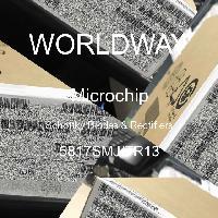 5817SMJ/TR13 - Microsemi - ショットキーダイオードおよび整流器