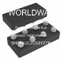 SN74AUC2G53YZTR - Texas Instruments - アナログスイッチIC