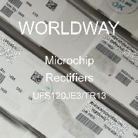 UFS120JE3/TR13 - Microsemi - Redresseurs