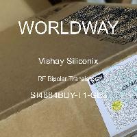 SI4884BDY-T1-GE3 - Vishay Siliconix - RFバイポーラトランジスタ