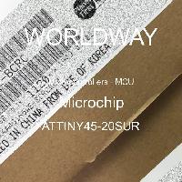 ATTINY45-20SUR - Microchip Technology - Microcontroladores - MCU