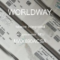 MAX690ACSA - Maxim Integrated Products - マイクロプロセッサー-MPU