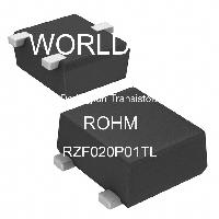 RZF020P01TL - ROHM Semiconductor - Darlington Transistors