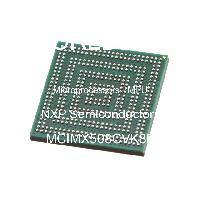 MCIMX508CVK8B - NXP Semiconductors