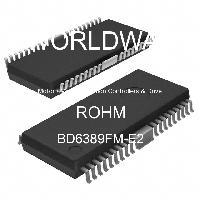 BD6389FM-E2 - ROHM Semiconductor - 모터 / 모션 / 점화 컨트롤러 및 드라이브