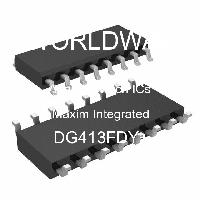 DG413FDY+ - Maxim Integrated Products