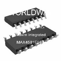 MAX4581ESE+ - Maxim Integrated Products