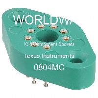 0804MC - Texas Instruments - IC & Component Sockets