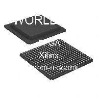 XC3S400-4FGG320I - Xilinx