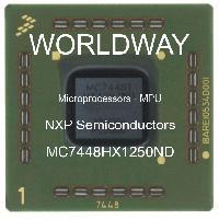 MC7448HX1250ND - NXP Semiconductors - マイクロプロセッサー-MPU
