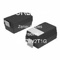 MMSZ8V2T1G - ON Semiconductor