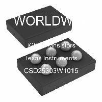 CSD25303W1015 - Texas Instruments - IGBTトランジスタ