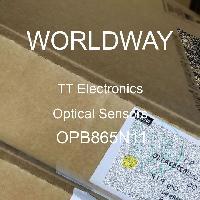 OPB865N11 - TT Electronics - 光学传感器