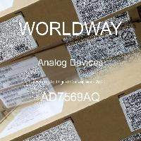 AD7569AQ - Analog Devices Inc - Analog to Digital Converters - ADC