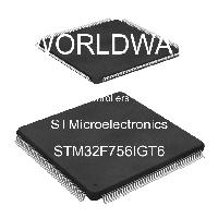 STM32F756IGT6 - STMicroelectronics - Microcontrollers - MCU