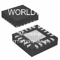 ATTINY4313-MMHR - Microchip Technology Inc