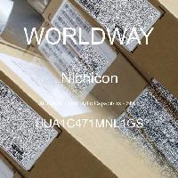 UUA1C471MNL1GS - Nichicon - Aluminum Electrolytic Capacitors - SMD
