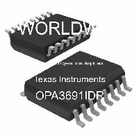 OPA3691IDR - Texas Instruments - High Speed Operational Amplifiers
