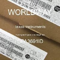 OPA3691ID - Texas Instruments - High Speed Operational Amplifiers
