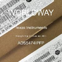 ADS5474IPFP - Texas Instruments - A / Dコンバーター-ADC