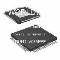 TSB41LV03APFP - Texas Instruments - 1394 Interfața IC