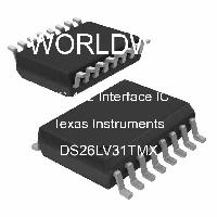 DS26LV31TMX - Texas Instruments - RS-422 Interface IC
