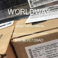 SN74LVC139AD - Texas Instruments - 인코더, 디코더, 멀티플렉서 및 디 멀티플
