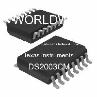 DS2003CM - Texas Instruments - Motor / Motion / Ignition Controllers & Drive