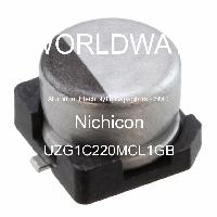 UZG1C220MCL1GB - Nichicon - Aluminum Electrolytic Capacitors - SMD