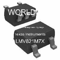 LMV821M7X - Texas Instruments
