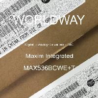 MAX536BCWE+T - Maxim Integrated - 디지털-아날로그 변환기-DAC