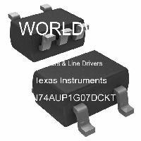 SN74AUP1G07DCKT - Texas Instruments