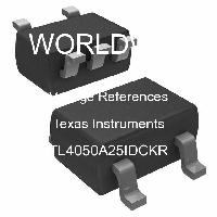 TL4050A25IDCKR - Texas Instruments