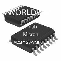M25P128-VMF6PB - Micron Technology Inc