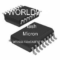 MT25QL256ABA8ESF-0SIT - Micron Technology Inc