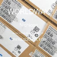 UWX0J220MCL1GB - Nichicon - Aluminum Electrolytic Capacitors - SMD