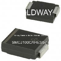 SMCJ100CAHE3/57T - Vishay Semiconductor Diodes Division