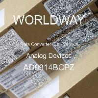AD9914BCPZ - Analog Devices Inc - Circuitos integrados de convertidor de datos: