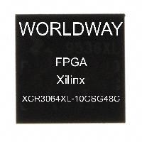 XCR3064XL-10CSG48C - Xilinx