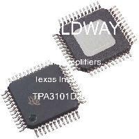 TPA3101D2PHPR - Texas Instruments