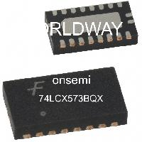 74LCX573BQX - ON Semiconductor