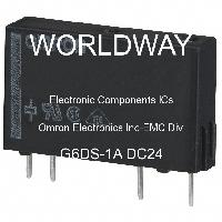 G6DS-1A DC24 - Omron Electronics Inc-EMC Div