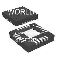 STCF02PNR - STMicroelectronics