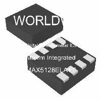 MAX5128ELA+T - Maxim Integrated