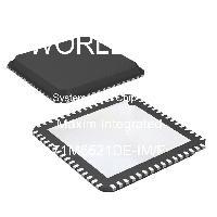 71M6521DE-IM/F - Maxim Integrated Products - Sistemi su chip - SoC