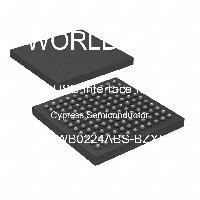 CYWB0224ABS-BZXI - Cypress Semiconductor - USBインターフェースIC