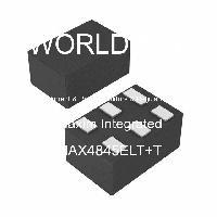 MAX4845ELT+T - Maxim Integrated Products - 전류 및 전력 모니터 및 조정기