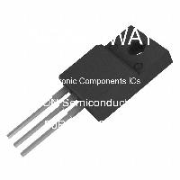 FJPF13007H1TU - ON Semiconductor - CIs de componentes eletrônicos