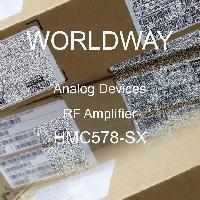 HMC578-SX - Analog Devices Inc - 射频放大器