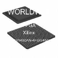 XC3S1400AN-4FGG484I - Xilinx